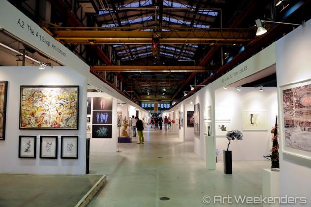 Affordable Art Fair Amsterdam 2013