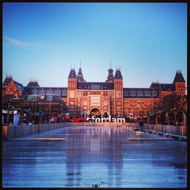 Rijksmuseum-In-Winter-Amsterdam-The-Netherlands-Lydian-