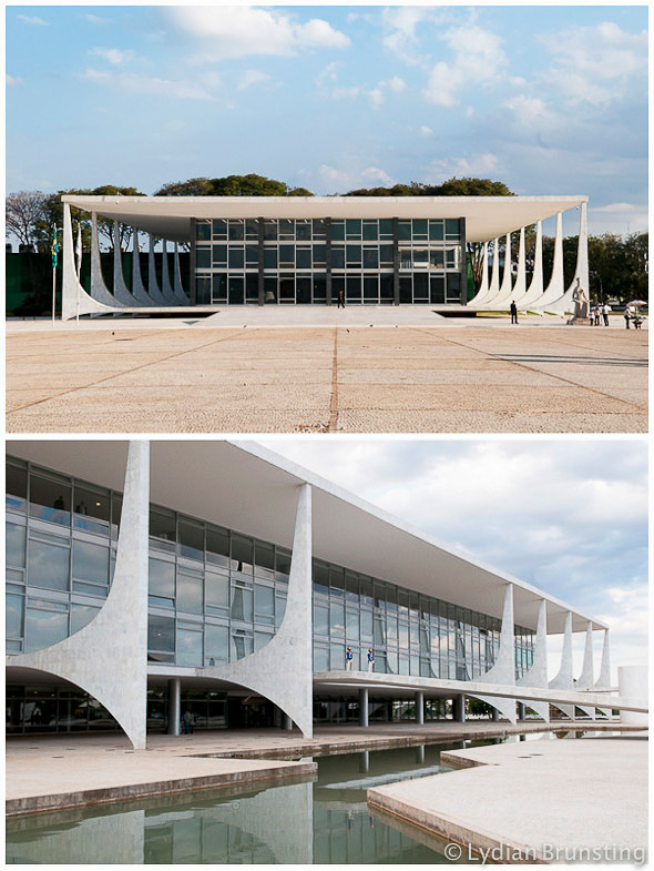 Brazil-Brasilia-Niemeyer-Palacio