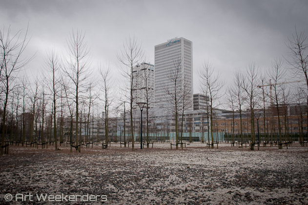 The-Netherlands-Rotterdam-Museumpark-Lydian-Brunsting-Artweekenders