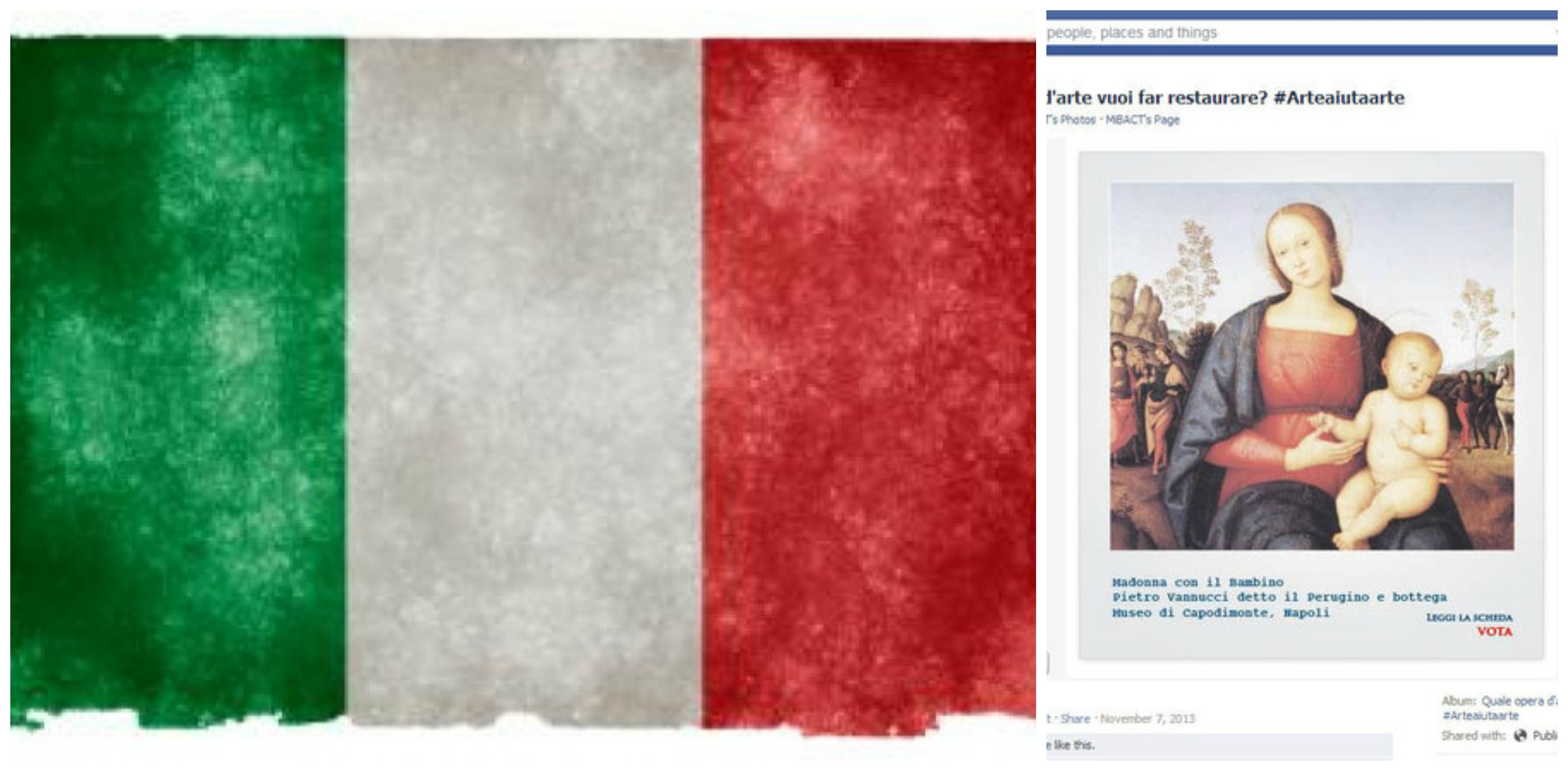 Facebook Referendums Saving Italy's Art Heritage?