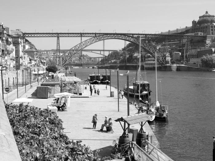 Porto - The Douro Riverside
