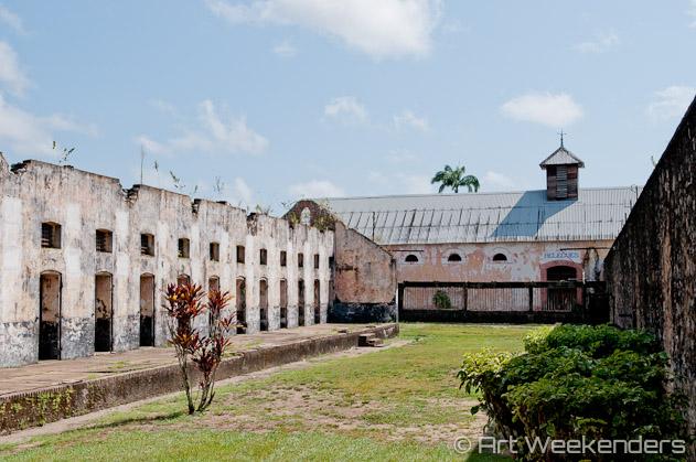 French-Guiana-Saint-Laurent-du-Maroni-Camp-de-la-Transportation
