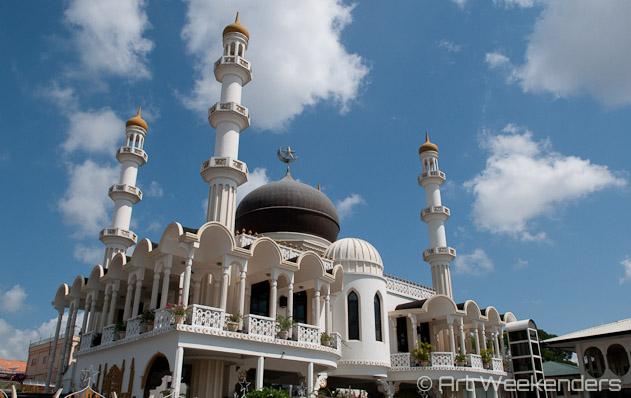 Suriname-Paramaribo-Mosque