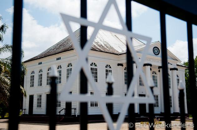 Suriname-Paramaribo-Synagogue