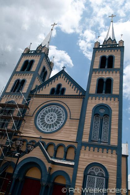 Suriname-Paramaribo-Saint-Peter-and-Paul-Catedral