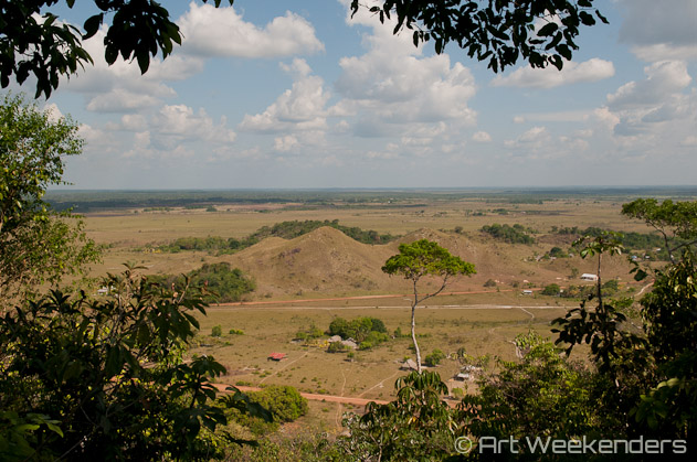 Guyana-Rupununi-Savannah