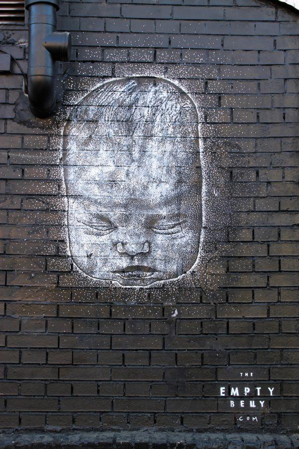 Germany-Berlin-Streetart-Empty-Belly
