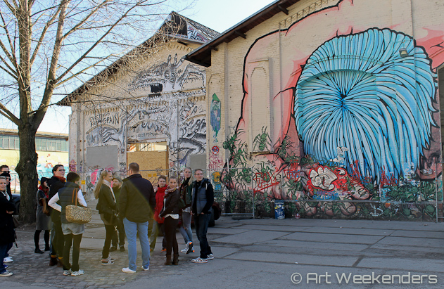 Berlin Street Art: How to Turn Into a Street Artist (for a Day)