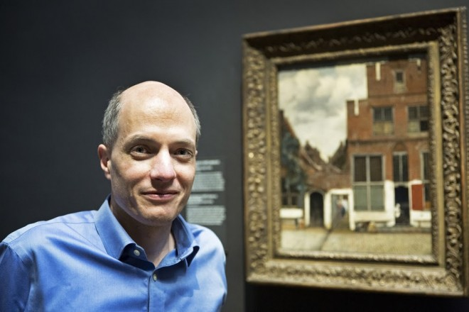 Alain de Botton at Rijksmuseum
