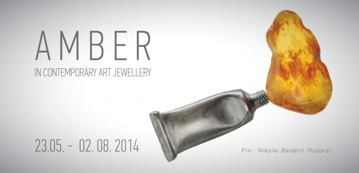 Amber in Contemporary Art Jewellery - Riga2014
