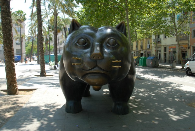 Fernando Botero's Sculptures Around the World