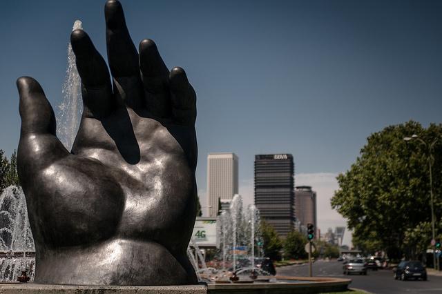 Botero - Hand - Madrid