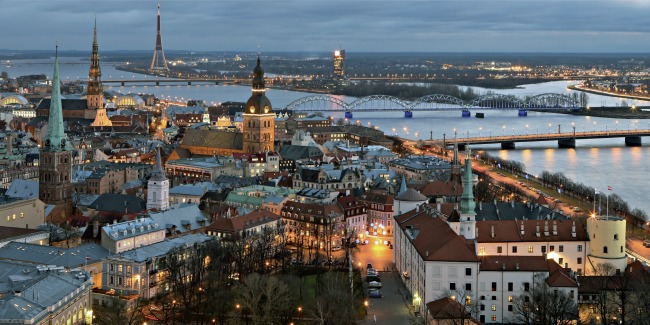 Riga_Night