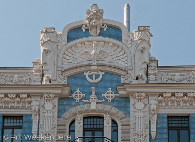 2014-Latvia-Riga-art-nouveau