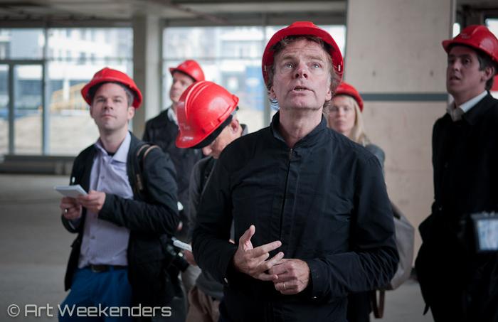 Rotterdam Markthal: Netherlands-Rotterdam-IABR-Markthal-Winy-Maas