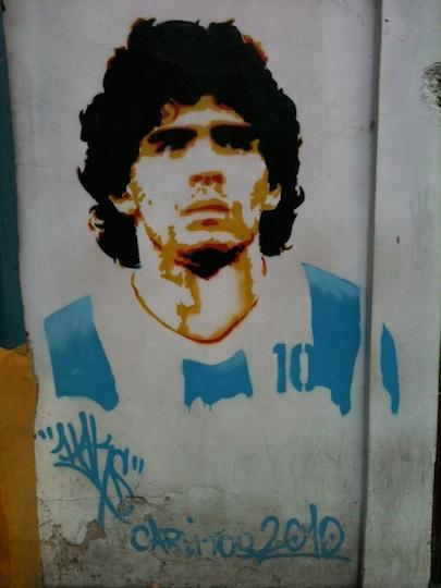 Argentina-Buenos-Aires-streetart-maradona
