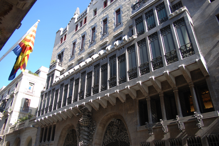 Palau-Guell-Barcelona-Gaudi