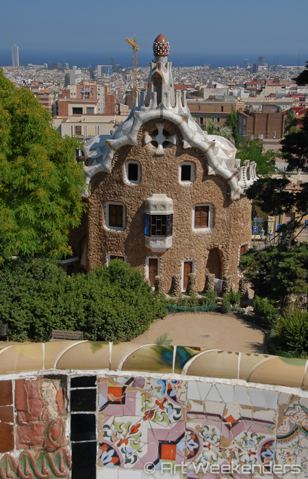 Parc-Guell-Barcelona-Gaudi