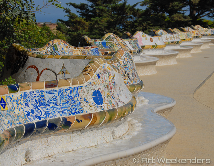 Parc-Guell-Barcelona-Gaudi-Spain