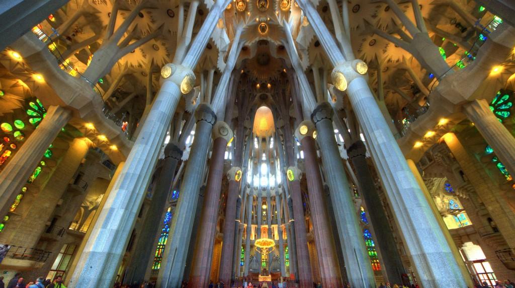 Barcelona-Gaudi-Sagrada-Familia