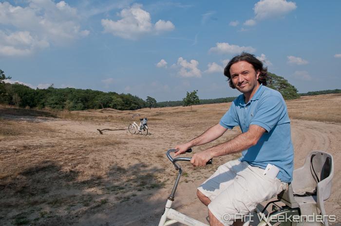 Netherlands-Kroller-Muller-Veluwe-cycling