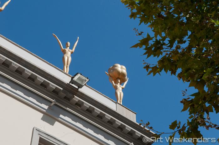 In Dali's Catalonia: Figueres-Dali-Theatre-Museum