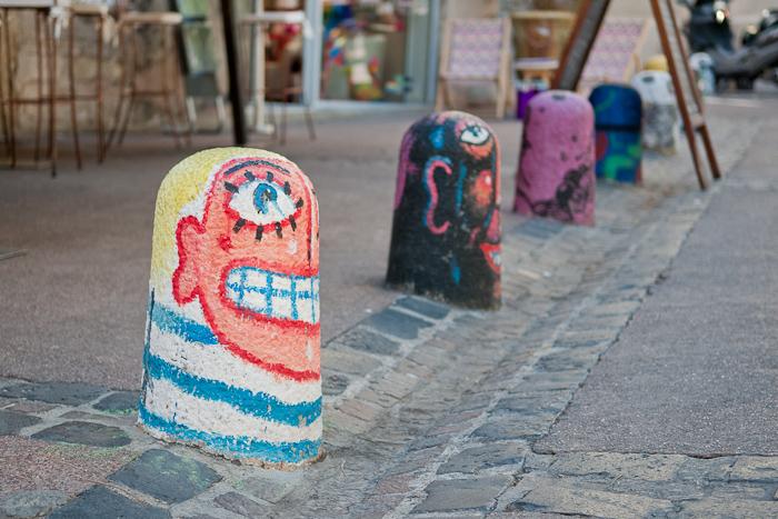 Streetart Montpellier: France-Montpellier-Streetart