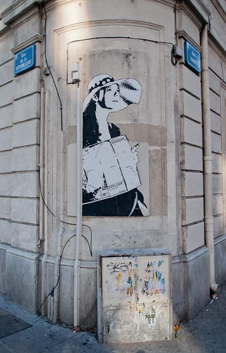 France-Montpellier-Streetart