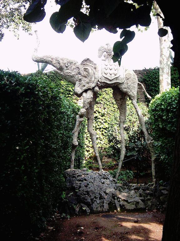 Salvador Dali's Catalonia - Elephant Pubol