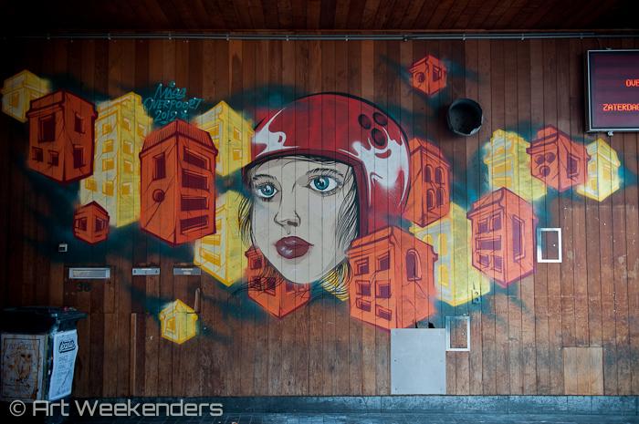 Street Art in Ghent: 2014_Belgium_Ghent_Street_Art_42_