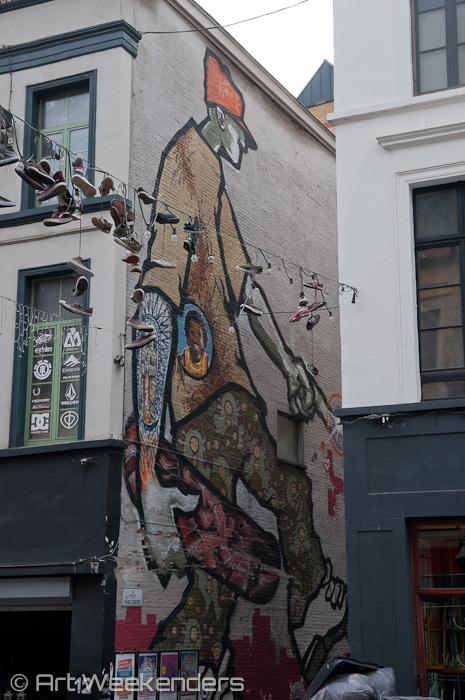 Street Art in Ghent: 2014_Belgium_Ghent_Street_Art_Ghent