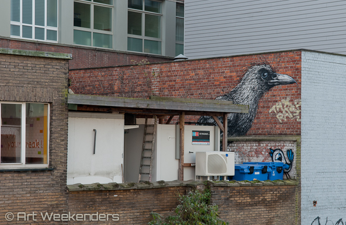Street Art in Ghent : 2014_Belgium_Ghent_Street_Art_ROA