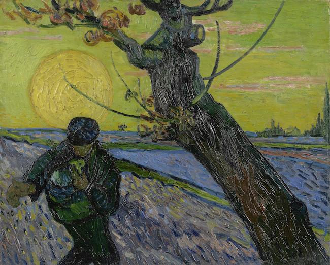 Van-Gogh-The-Sower-Munch-exhibitions-netherlands -2015