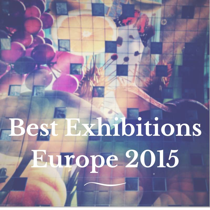 Best Exhibitions 2015