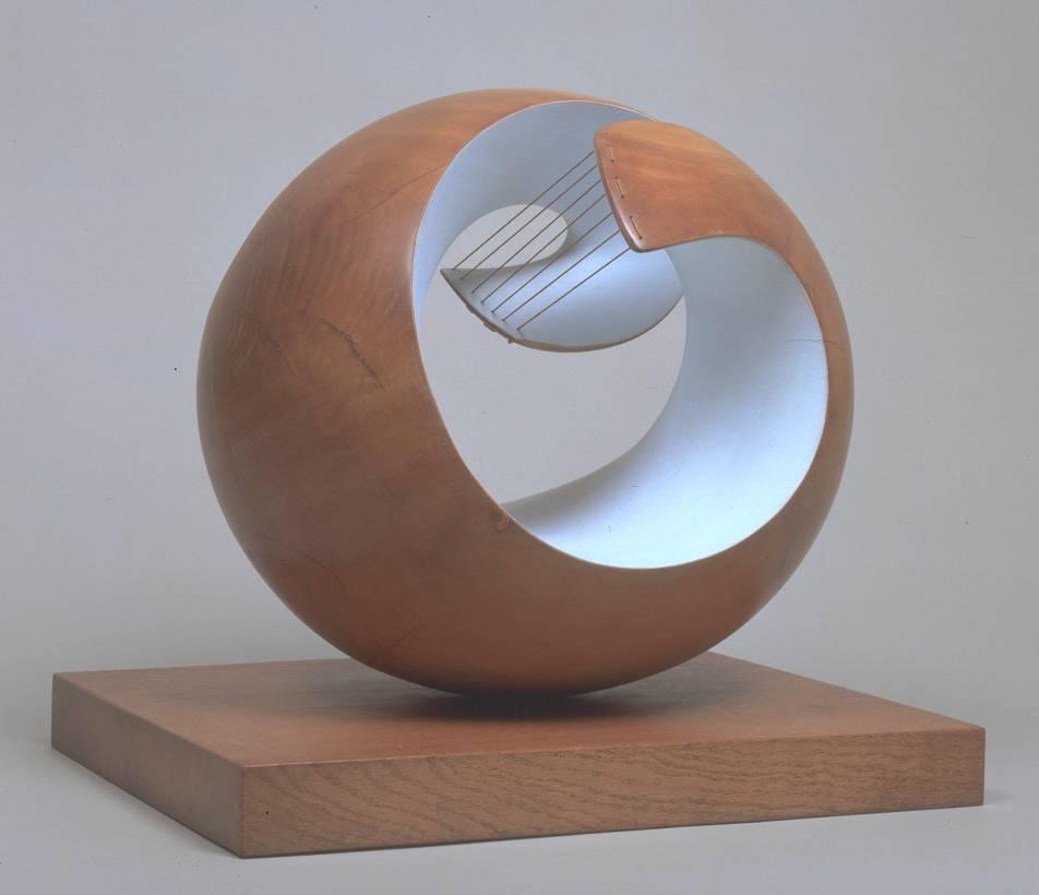 Best exhibitions in europe 2015: Pelagos 1946 by Barbara Hepworth 1903-1975