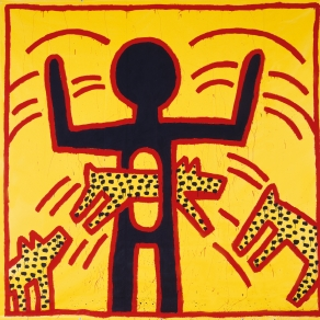 Keith Haring Kunsthal Rotterdam The Netherlands