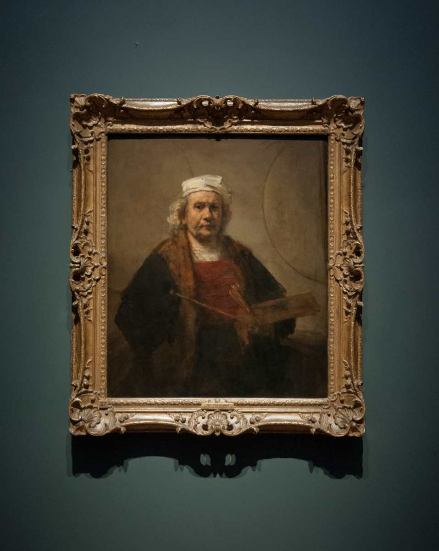 The-Netherlands-Amsterdam Rijksmuseum Late Rembrandt Art Weekenders