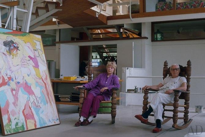 Art Couples - de Kooning