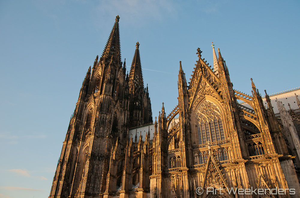 Art city break Cologne: 2015-Germany-Cologne-cathedral