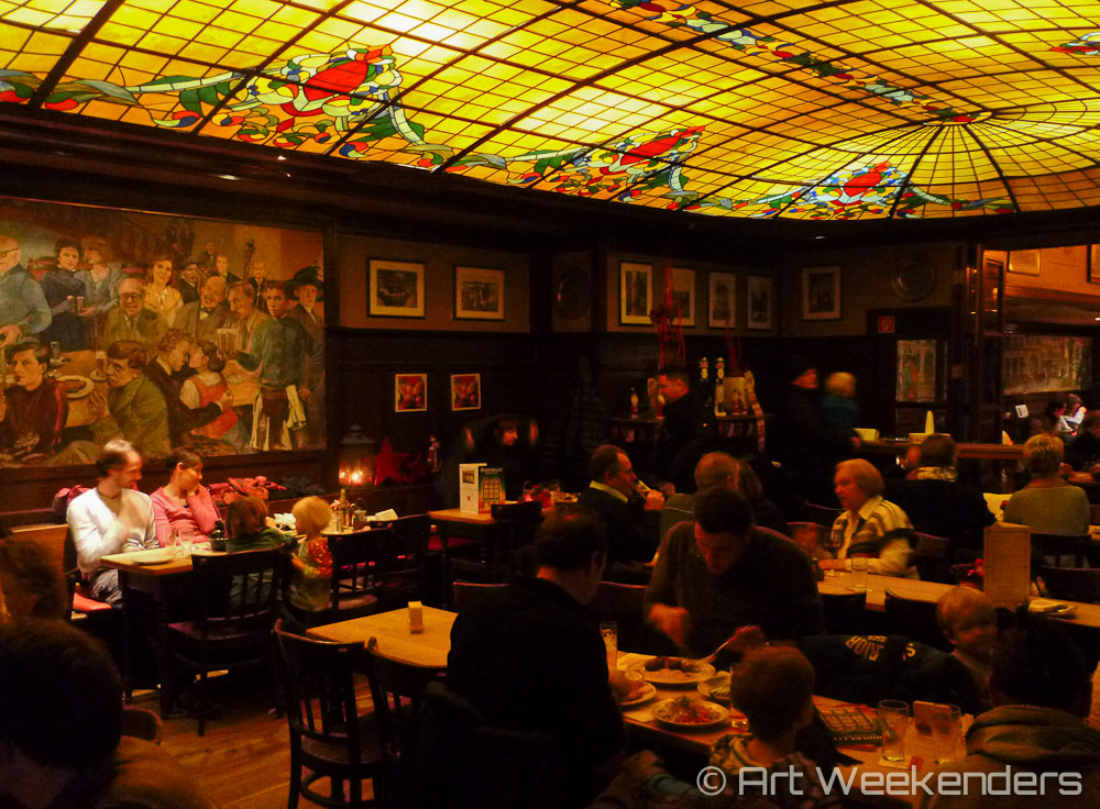 Art city break Cologne: 2015-Germany-Cologne-restaurant