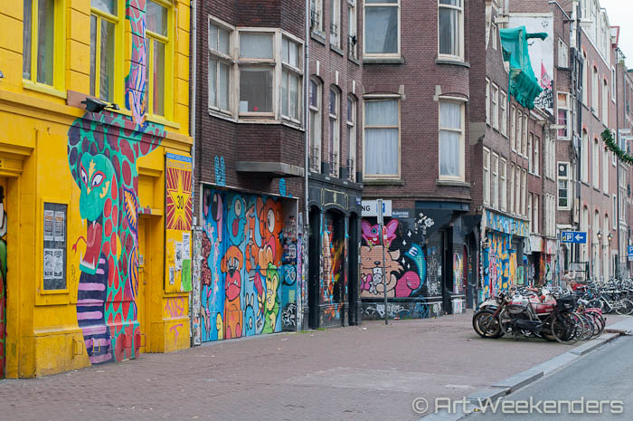 The-Netherlands-Amsterdam-De-Slang-Snake-House-Street-Art (2)