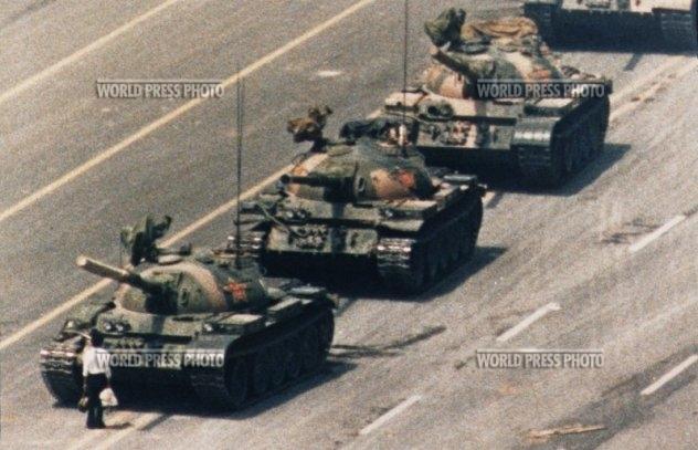 World Press Photo 1989 award Tiananmen Square World Press Photo exhibition