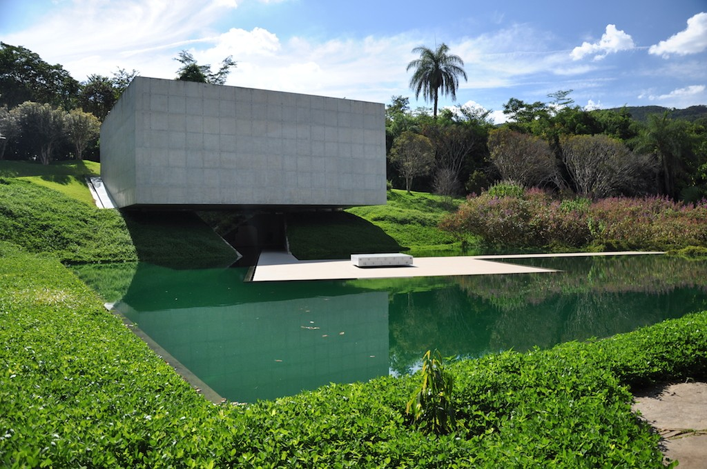 Instituto Inhotim, Brazil - The Pavilion