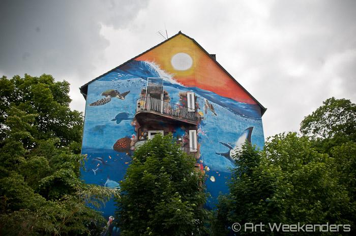 Street-art-Dusseldorf-Germany-Duesseldorf-Kiefernstrasse-ocean