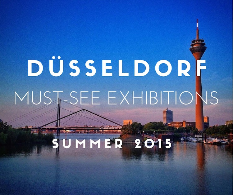 MUST SEE-EXHIBITiONS-DUSSELDORF-Germany
