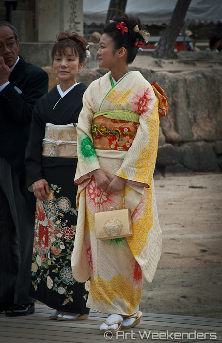 Japanese traditional clothing