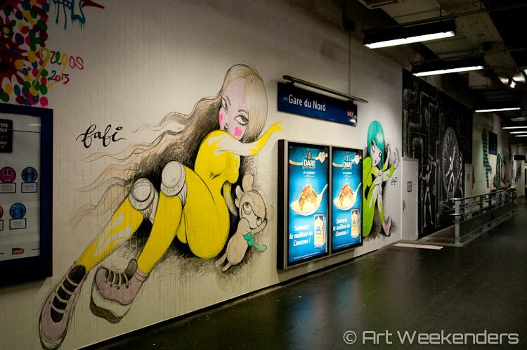 gare nord paris