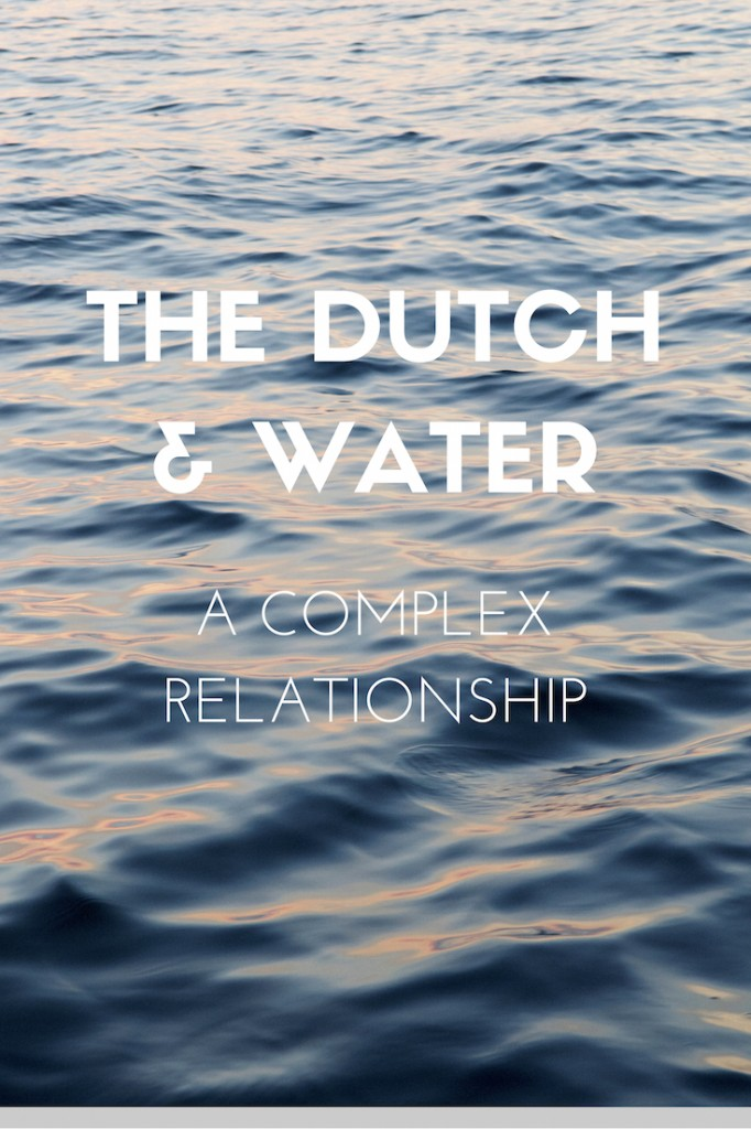 The Dutch and Water