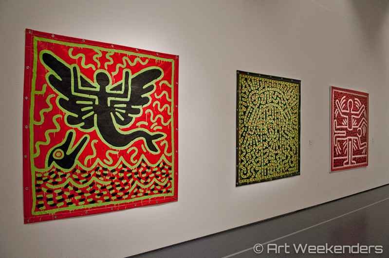 The_Netherlands_Rotterdam_Keith_Haring_The_Political_Line_Kunsthal_46_